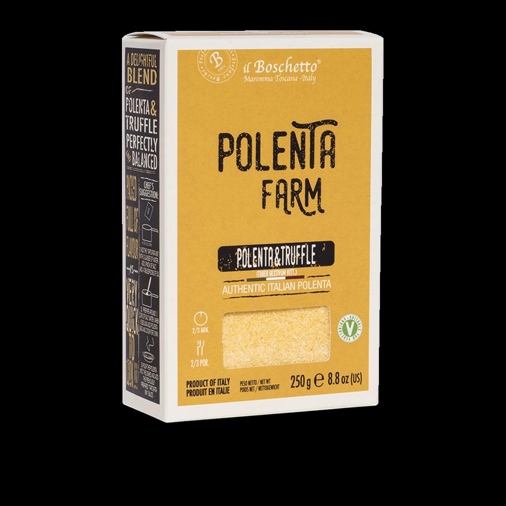Box Polenta e Tartufo | Risotti & Polente | Il Boschetto Maremma Toscana