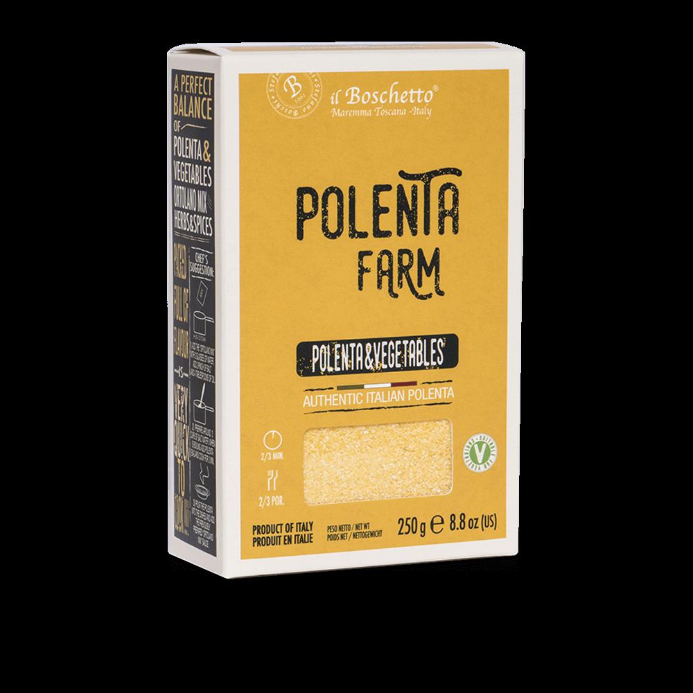 Box Polenta e Verdure | Risotti & Polente | Il Boschetto Maremma Toscana