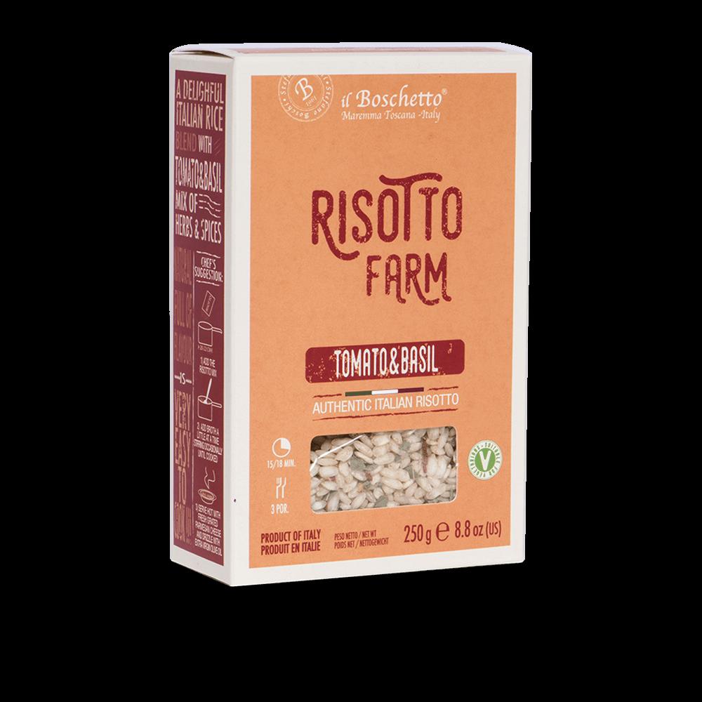 Box Risotto al Pomodoro e Basilico | Risotti & Polente | Il Boschetto Maremma Toscana
