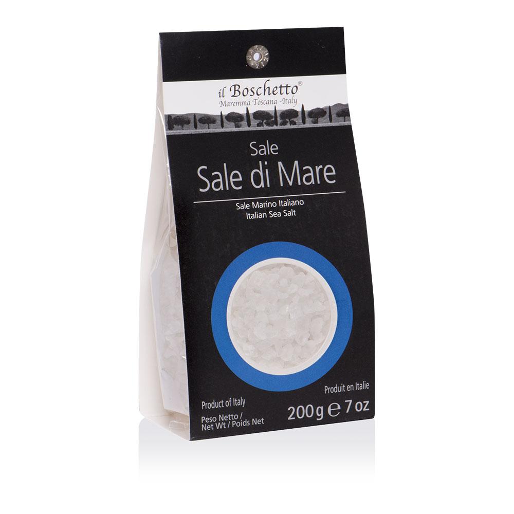 Sale di mare | Sale marino italiano | Erbe & Spezie | Il Boschetto Maremma Toscana