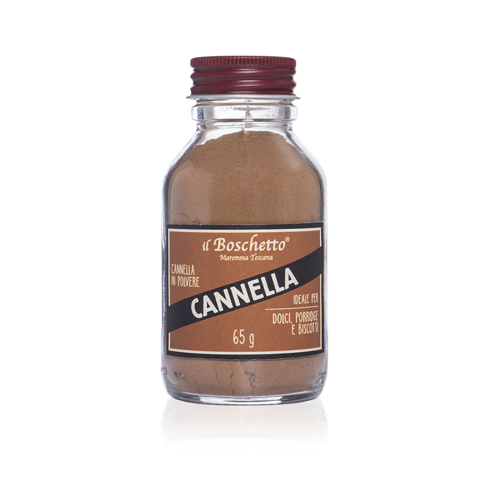 Cannella in polvere | Erbe & Spezie | Il Boschetto Maremma Toscana