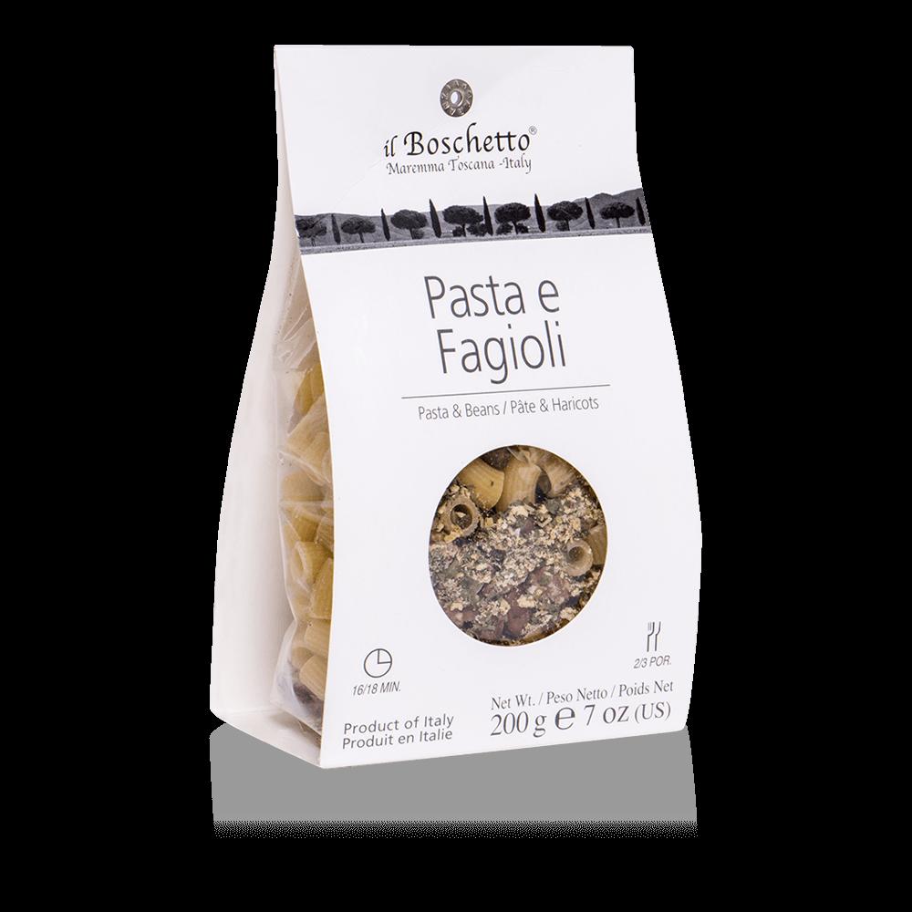 Pasta e Fagioli | Minestroni & Zuppe | Il Boschetto Maremma Toscana
