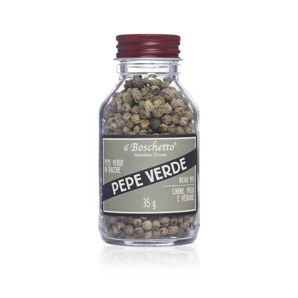 Pepe verde in bacche | Erbe & Spezie | Il Boschetto Maremma Toscana