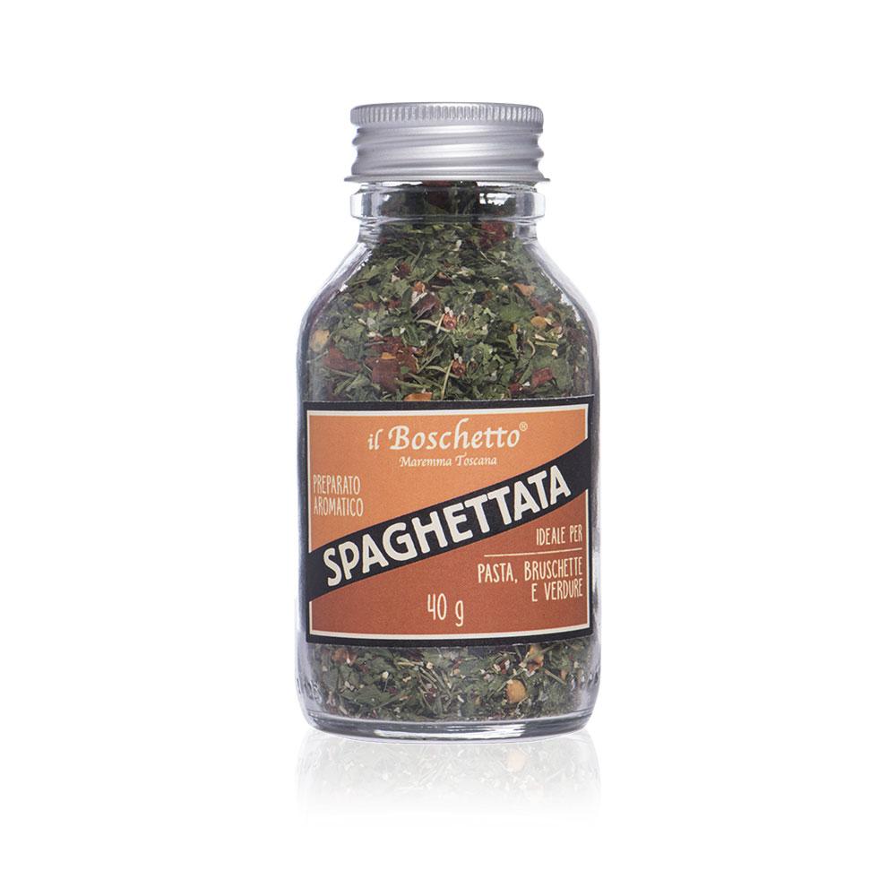 Preparato aromatico per spaghettata | Erbe & Spezie | Il Boschetto Maremma Toscana