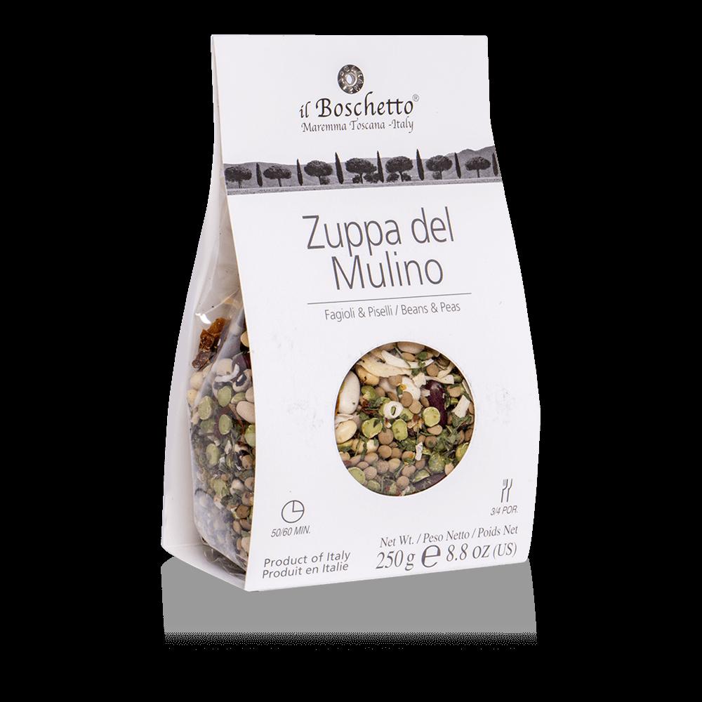 Zuppa del Mulino | Minestroni & Zuppe | Il Boschetto Maremma Toscana